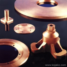 Chromium Ziconium copper alloys